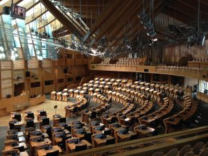 Debating Chamber designed to bring more unity into politics