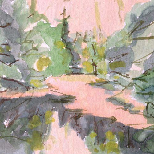 field paintings