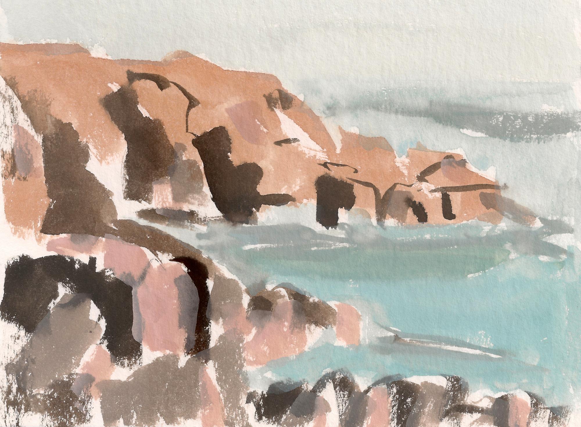 Colvend Coast
