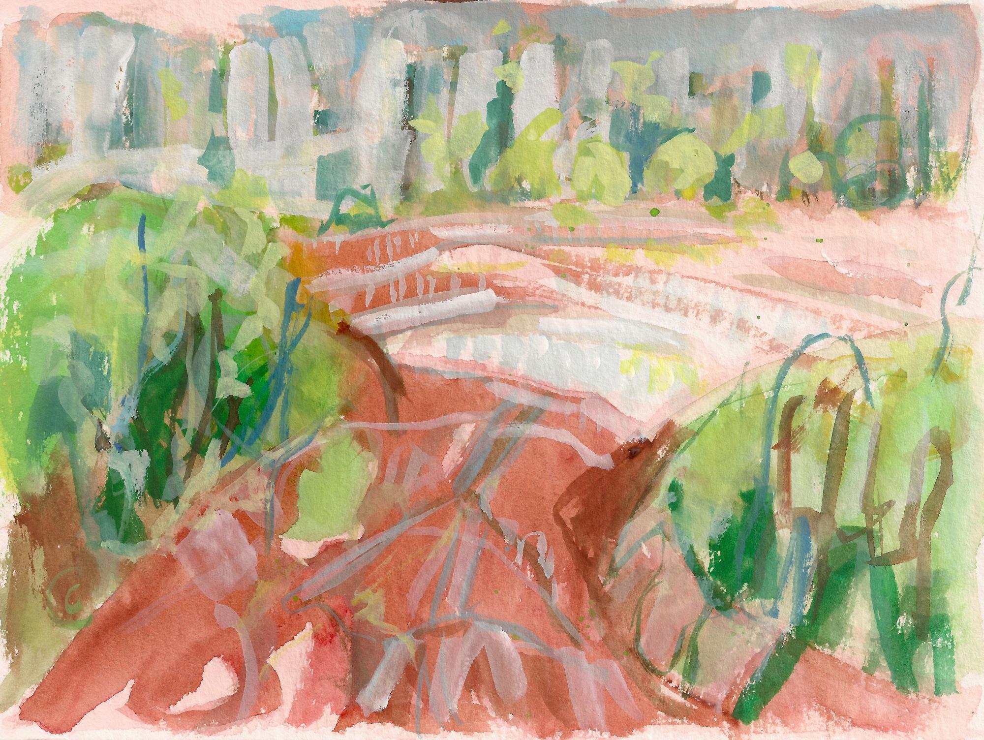 Surface, Kirkconnell Flow