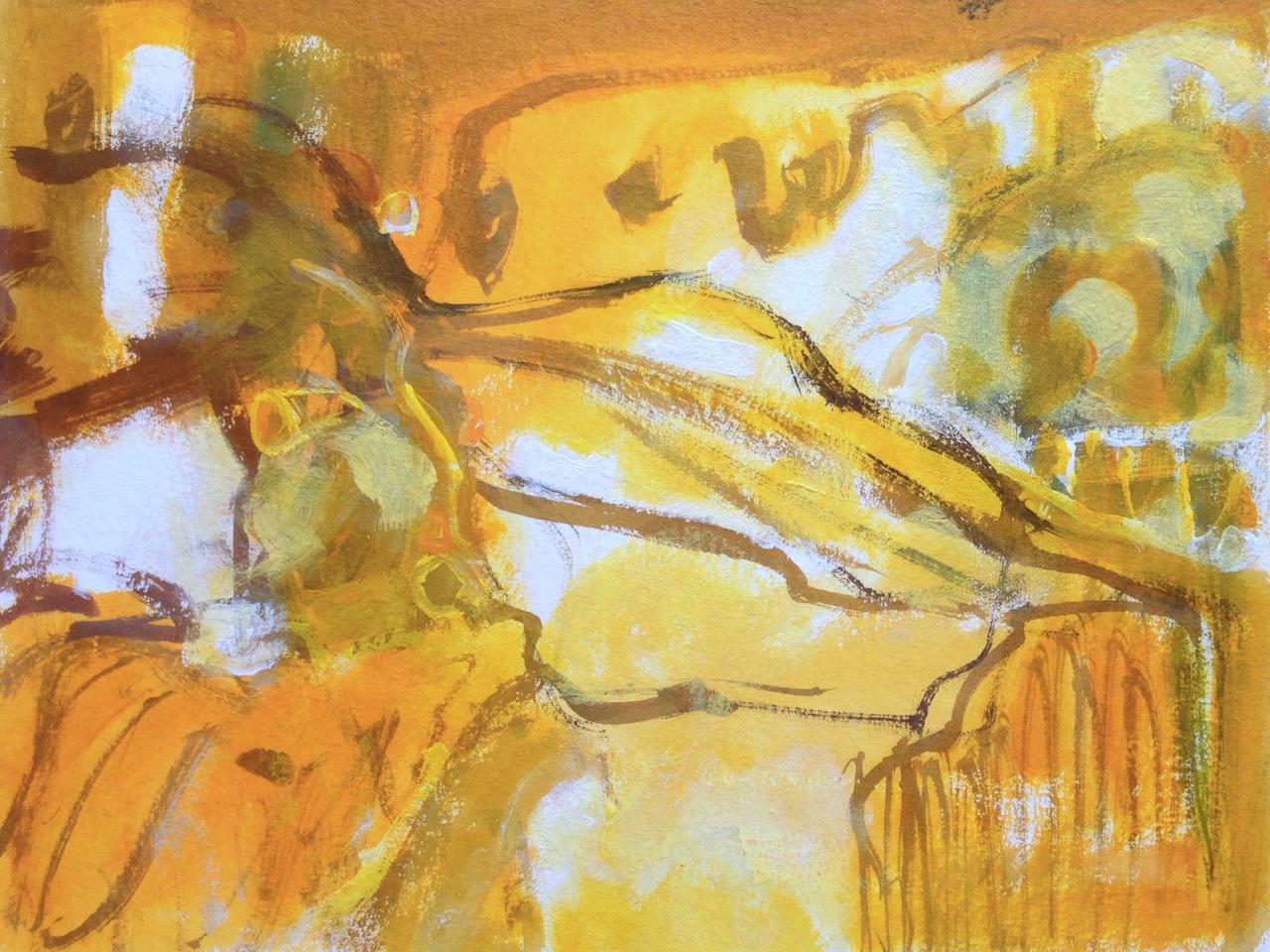 Sphagnum and Sticks, Kirkconnell Flow